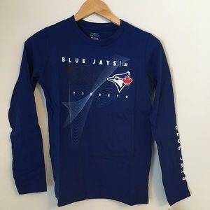 3 for $20 -NWT Long-Sleeved Blue Jays T-Shirt